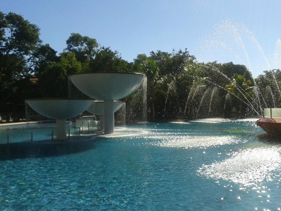 Recanto Cataratas Thermas Resort & Convention: piscinas