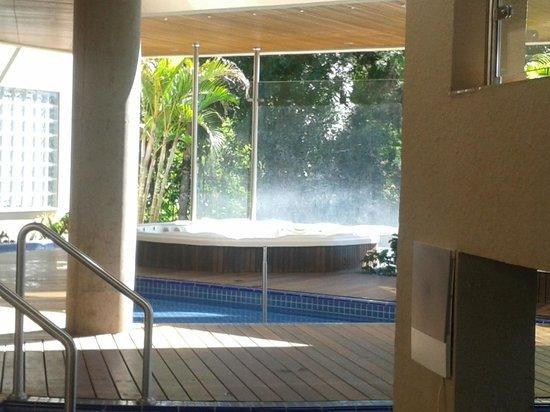 Recanto Cataratas Thermas Resort & Convention: piscina aquecida