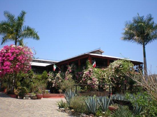 Vallarta Botanical Gardens: Visitor Center