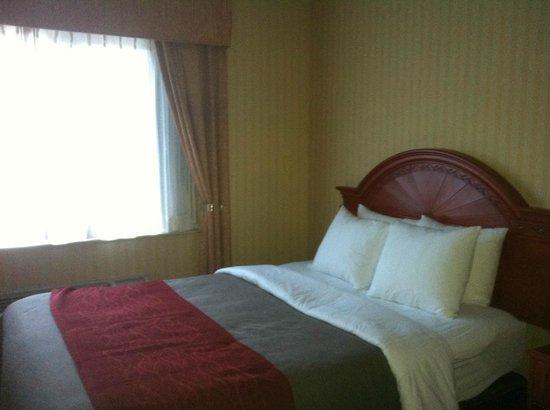 Comfort Inn & Suites: Comfortable beds