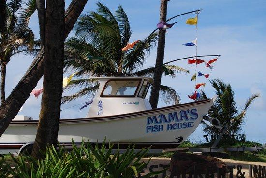 Mama's Fish House - Entrance