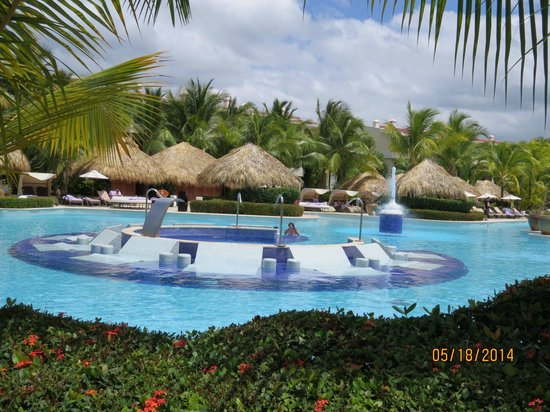 The Reserve at Paradisus Punta Cana: Part of the Reserve Pool