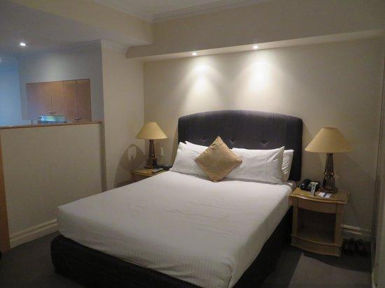 Mantra 2 Bond Street: Bedroom