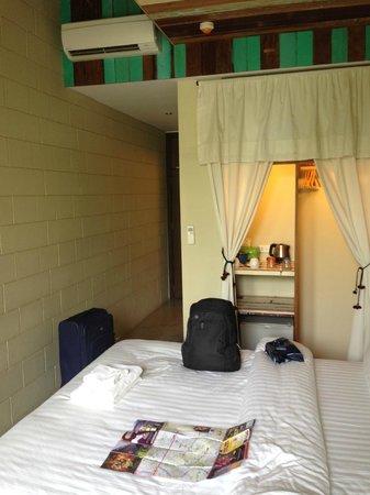 Villa Phra Sumen Bangkok: Simples e confortável