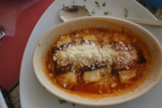 Argo Restaurant: lunch