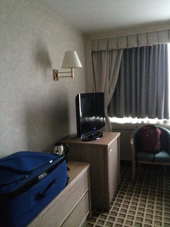 Copthorne Tara Hotel London Kensington : room