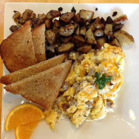 Fresh Sourdough Express: Reindeer Scramble