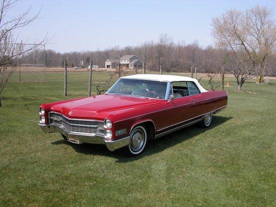 Hampton Inn Cadillac: 1966 Eldorado