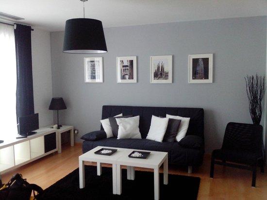 Casa-nova Apartaments: Sala