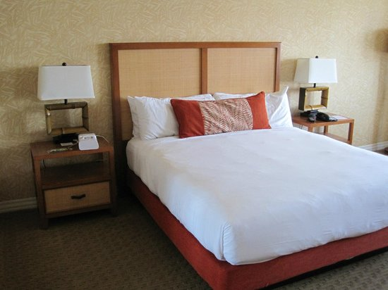 Tropicana Las Vegas - A DoubleTree by Hilton Hotel: King bed
