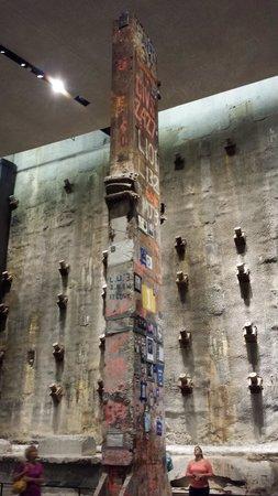Memorial del 11S: Inside Memorial