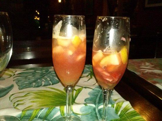 Puerto de Palos: Drink de Boas Vindas