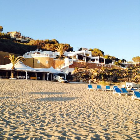 Insotel Tarida Beach Sensatori Resort: Cala tarida beach