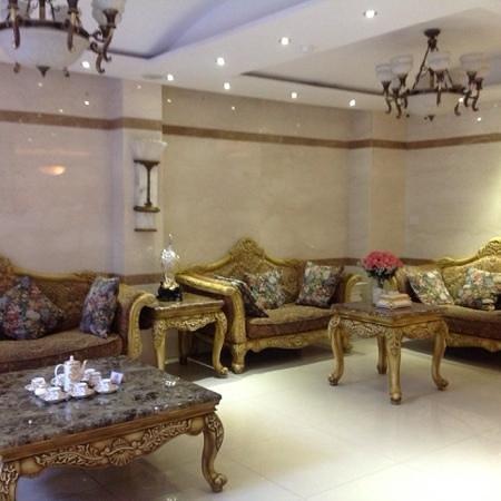 Blue Diamond Hotel: inside lobby