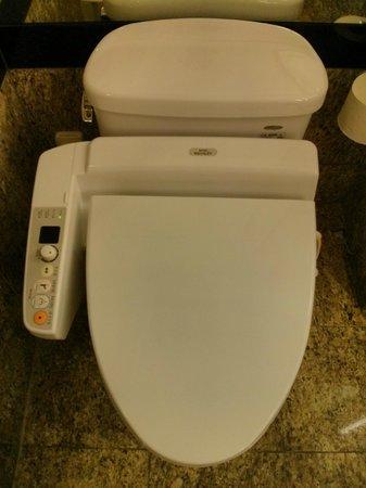 The Westin Chosun Seoul : Toilete