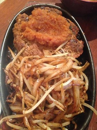 Temari Japanese Cafe: burger