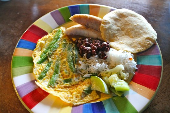 Cabins El Sol : Homemade dinner provided