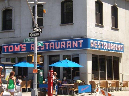 Tom's Restaurant : Iconic Restaurant