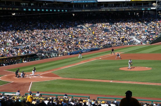 PNC Park: Home Plate and Pitcher's Mound