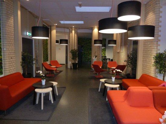 Citybox Oslo : First Floor Sitting Area