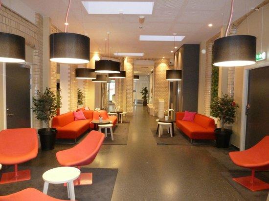 Citybox Oslo: First Floor Sitting Area