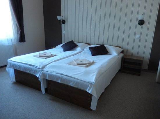 Pension Tiberia: Bedroom