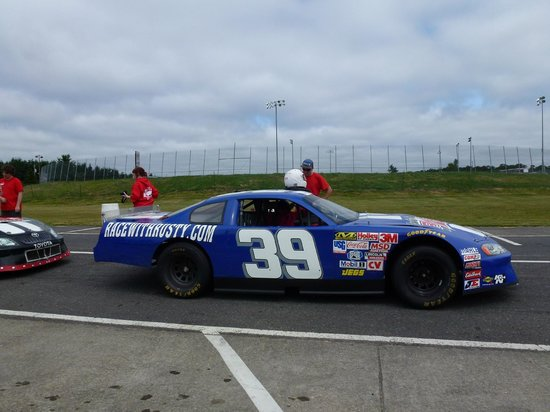 Rusty Wallace Racing Experience: Get Ready