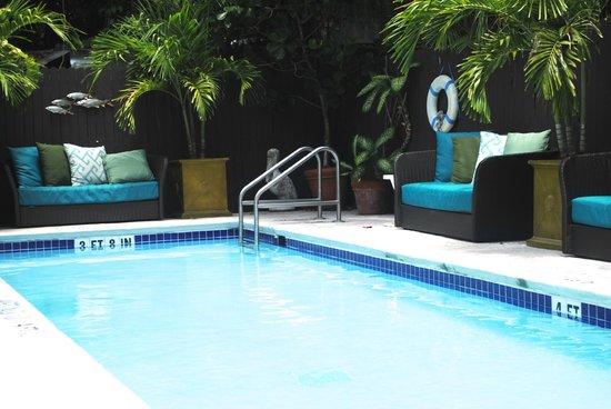 Cypress House Hotel : Key West: Pool
