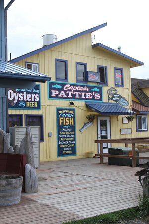 Captain Patties Fish House: Capitan Pattie's