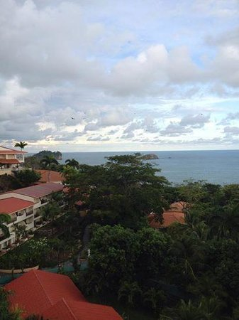 Parador Resort and Spa: View from Our Balcony