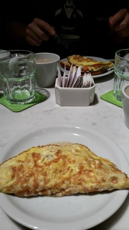 Casa Calma Hotel: Breakfast Omlette - delicious!!