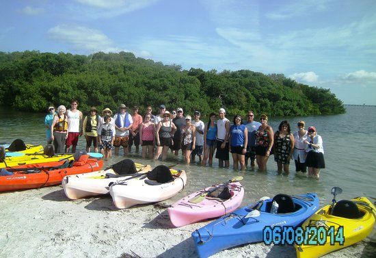 Flow Kayak and Paddle Tours: Our Group