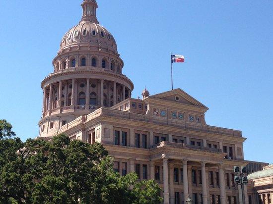 Capitol Complex Visitors Center: Texas State Capital