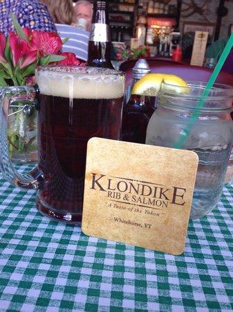 Klondike Rib and Salmon BBQ: Beer