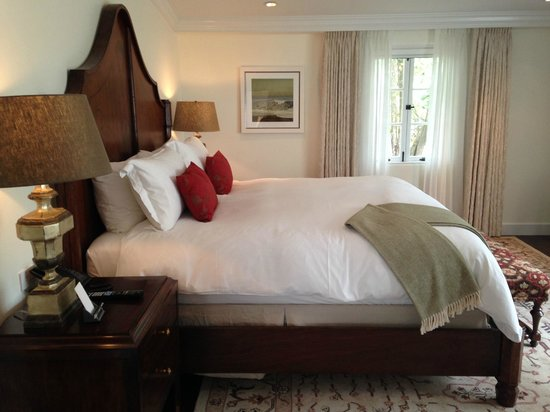 Belmond El Encanto : Wishing Well Cottage bedroom