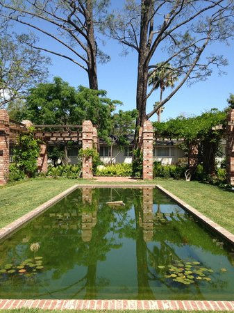 Belmond El Encanto: Timeless beauty of the pond