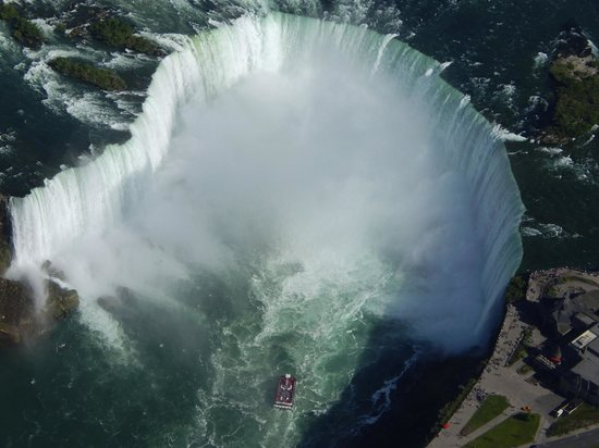 Rainbow Air Inc - Niagara Falls Helicopter Tours: Niagara Falls