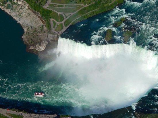Rainbow Air Inc - Niagara Falls Helicopter Tours: Niagara