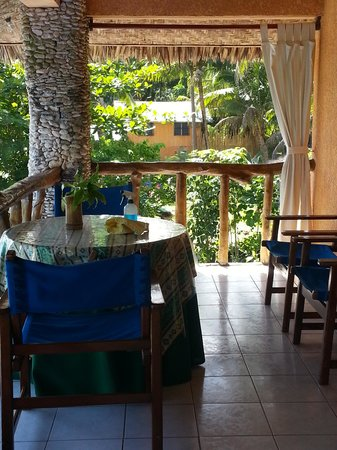 Coco Grove Beach Resort : Cleaners stuff