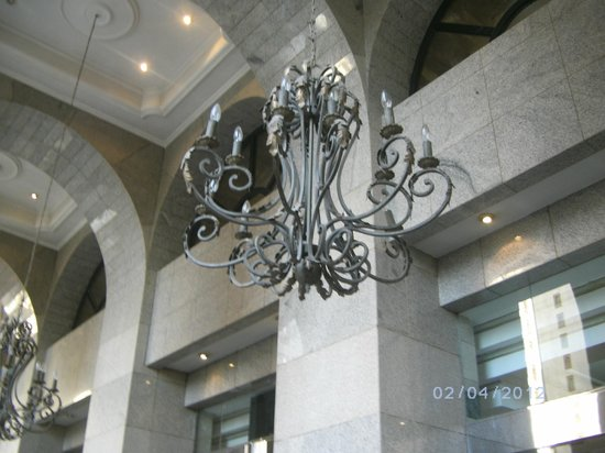 Dallah Taibah Hotel : Outside