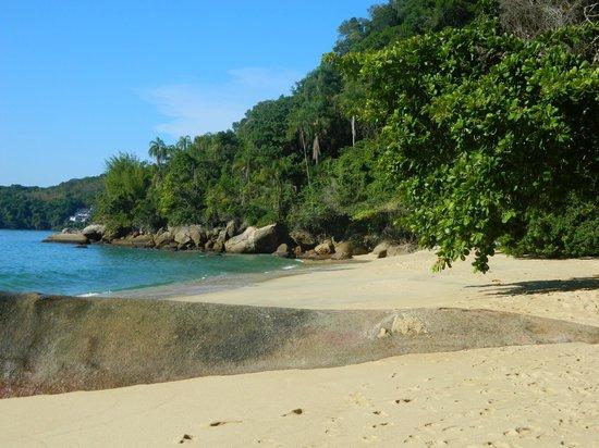 Cabanas Paraiso: Praia Brava de Palmas