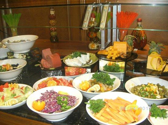 Dallah Taibah Hotel : Food
