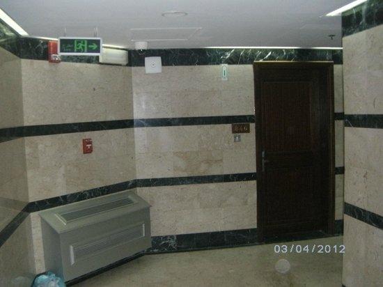 Dallah Taibah Hotel : Passage