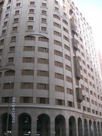Dallah Taibah Hotel: Outside
