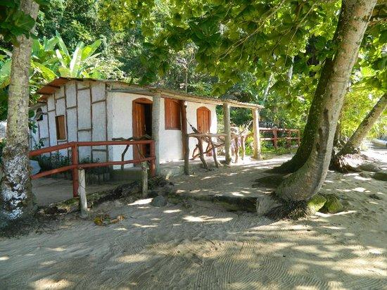 Cabanas Paraiso: Cabana Superior, Praia Brava de Palmas