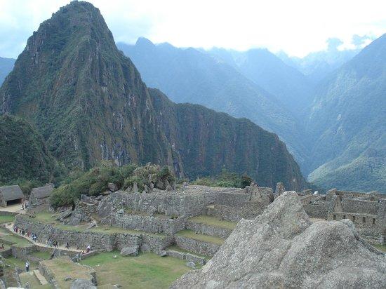 "Santuario Histórico de Machu Picchu: ""Impressionante"""