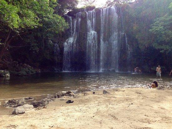Allegro Papagayo: Waterfalls