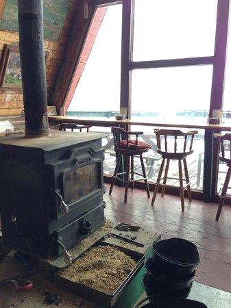 Hatcher Pass Lodge: Cafe