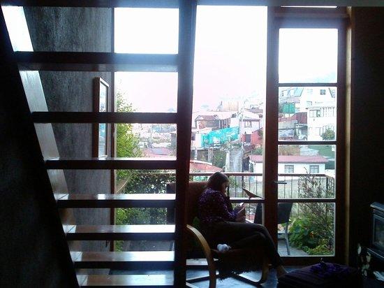 Hotel Cirilo Armstrong: O quarto, terreo...