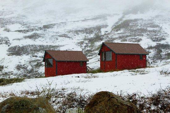 Hatcher Pass Lodge: Lodging